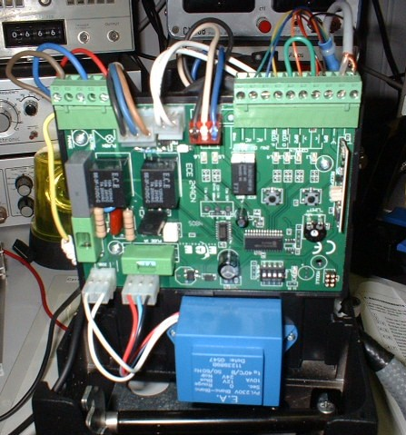 Divers - Boitier commande portail electrique ...